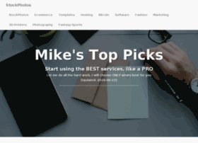 mikes-top-picks.com