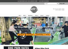 mikesbikepark.com