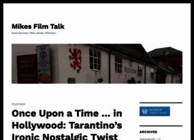 mikesfilmtalk.com