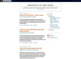 mikesgeneticsblog.blogspot.com