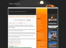 mikeshakin.com
