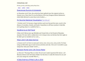 mikeshea.net