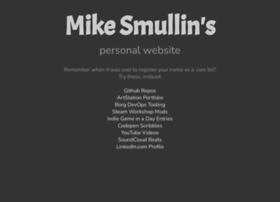 mikesmullin.com