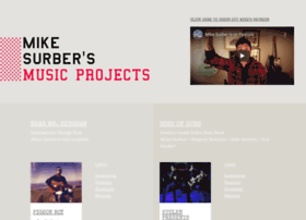 mikesurbermusic.com
