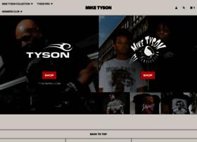 miketyson.com