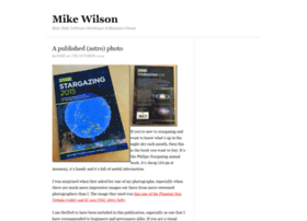 mikewilson.cc