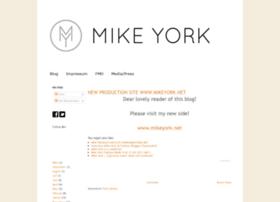 mikeyork1.blogspot.de