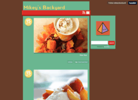 mikeysbackyard.tumblr.com