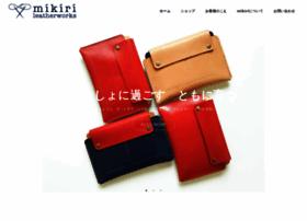 mikirileather.com