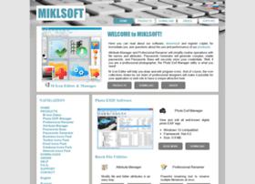 miklsoft.com