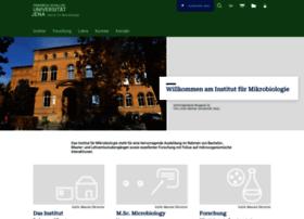 mikrobiologie.uni-jena.de