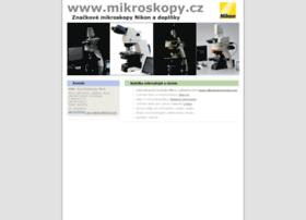 mikroskopy.cz