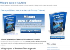 milagroparaelacufeno.org