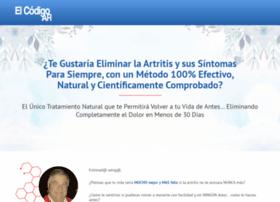 milagroparalaartritis.com