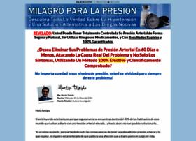 milagroparalapresion.com