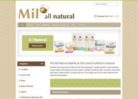 milallnaturalbalms.com