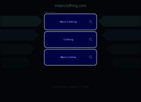 Milanclothing.com