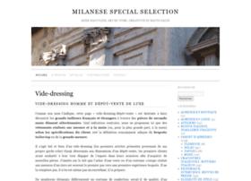 milanesespecialselection.com