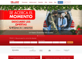 milanocar.com