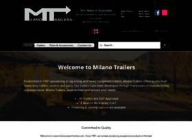 milanocustomtrailers.com