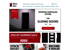 milanodoors.com