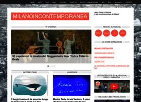 milanoincontemporanea.com