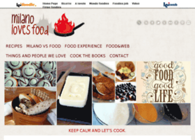 milanolovesfood.com