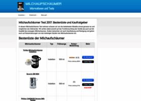 milchaufschaeumertest24.de
