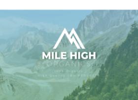 milehighorganics.com
