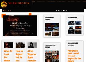 milekcorp.com