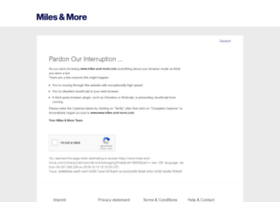 miles-and-more-onlineshopping.de