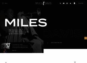 milesdavis.com