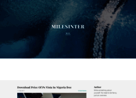milesinter.weebly.com