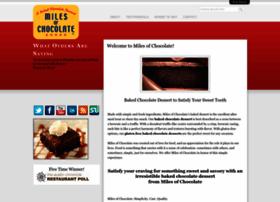 milesofchocolate.com