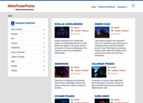 milespowerpoints.com