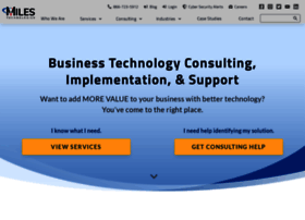milestechnologies.com