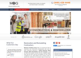 milestonebuildinggroup.com
