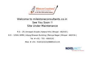 milestoneconsultants.co.in