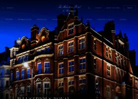 milestonehotel.com