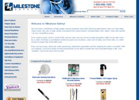milestonesafety.com