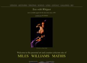 mileswmathis.com