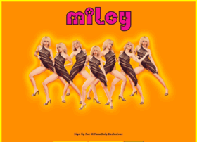 mileycyrus.com