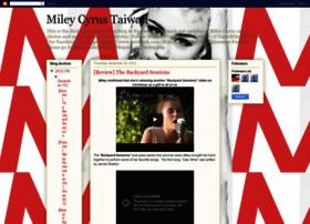 mileycyrustaiwan.blogspot.co.uk