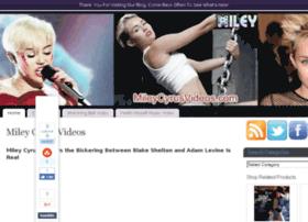 mileycyrusvideos.com