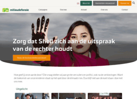 milieudefensie.nl
