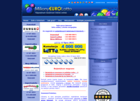 milionyeurolotto.pl