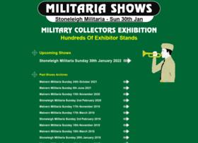 militariashows.com