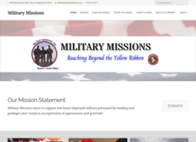 military-missions.org