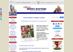 military-money-matters.com