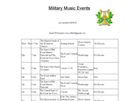 military-music-events.co.uk